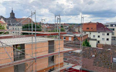 Über den Dächern von Bayreuth